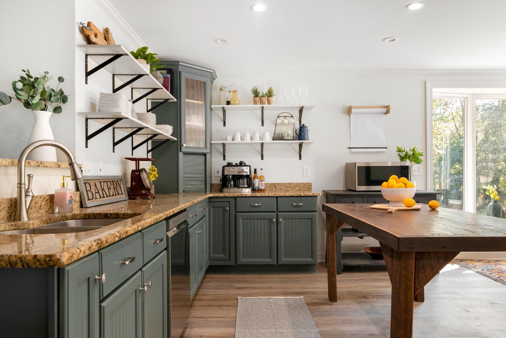 Rural Farmhouse Kitchen